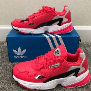 NEW!!  Adidas Falcon W - Size 8